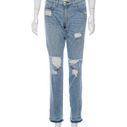 Rag & Bone Mid-Rise Boyfriend Jeans   The Real Real, Inc.