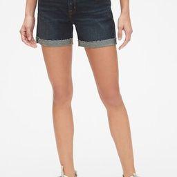"""Mid Rise 5"""" Denim Shorts   Gap US"""