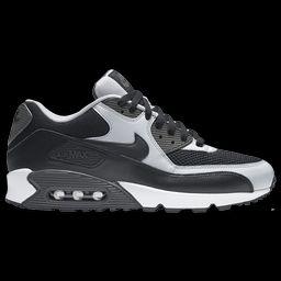 Nike Air Max 90 - Mens - Black/Wolf Grey/Anthracite/Black | eastbay.com