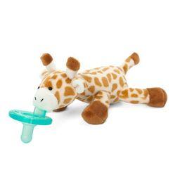 WubbaNub Giraffe Infant Pacifier   Overstock
