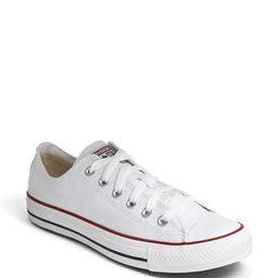 Women's Converse Chuck Taylor Low Top Sneaker, Size 6.5 M - White   Nordstrom