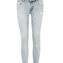 Low-rise cropped jeans | Mytheresa (US)