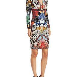 Butterfly Bodycon Dress | Saks Fifth Avenue