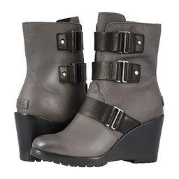 SOREL After Hours Bootie (Quarry) Women's Waterproof Boots | Zappos