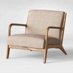Esters Wood Arm Chair - Light Beige - Project 62 | Target