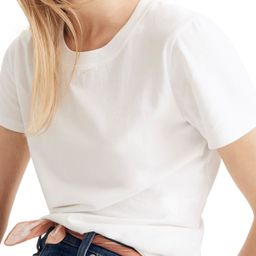 Women's Madewell Northside Vintage Tee, Size XX-Large - White | Nordstrom