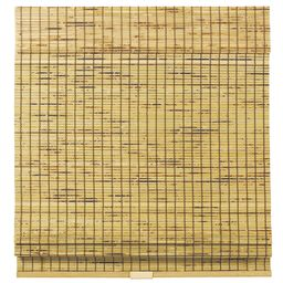 Burnout Bamboo Cordless Roman Shade   JCPenney