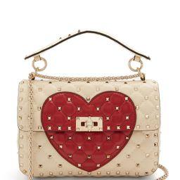 Rockstud Spike medium quilted-leather shoulder bag   Matchesfashion (Global)