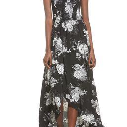 Smocked Strapless Maxi Dress | Nordstrom Rack