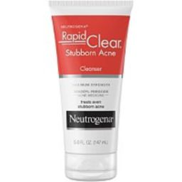 Neutrogena Rapid Clear Stubborn Acne Cream Cleanser   Ulta