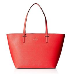 Kate Spade Cedar Street Small Harmony Rooster Red Tote Bag | Overstock