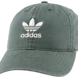 adidas Originals Women's Relaxed Strapback Hat, Size: One size, Green   Dick's Sporting Goods