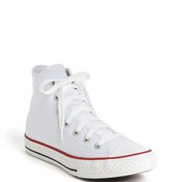 Toddler Converse Chuck Taylor High Top Sneaker, Size 10.5 M - White | Nordstrom
