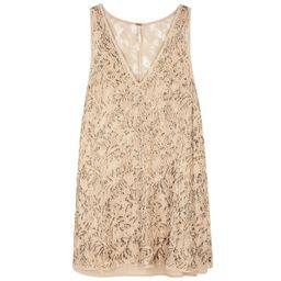 Free People Shine On Embellished Lace Mini Dress | Harvey Nichols (Global)