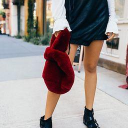 Faux Fur Grab Bag by Free People   Free People