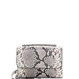 Fleming Snake-Print Crossbody Bag | Saks Fifth Avenue
