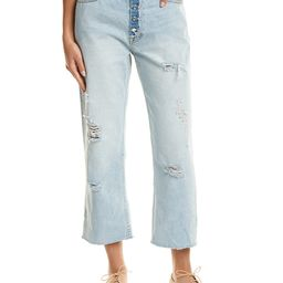 Free People Rolling On The River Montauk Straight Crop | Gilt