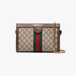 Gucci Ophidia GG small shoulder bag | Browns Fashion