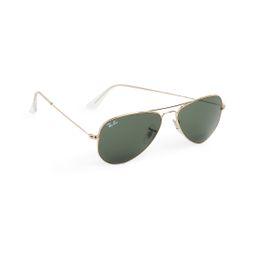 Ray-Ban Shrunken Aviator Sunglasses | Shopbop
