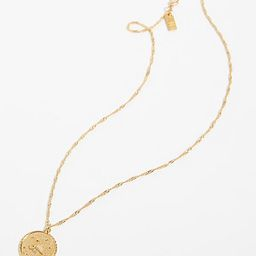 Ascending Medallion Necklace by Cam Jewelry at Free People   Free People (US)