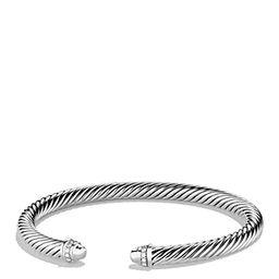 David Yurman Cable Classics Bracelet with Diamonds   Bloomingdale's (US)