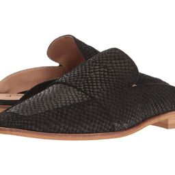 Free People - At Ease Loafer (Black) Women's Slip on  Shoes | Zappos