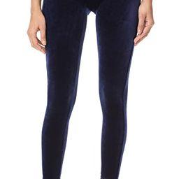 SPANX Velvet Leggings | Shopbop