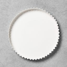Tray Large Sour Cream - Hearth & Hand with Magnolia, White | Target