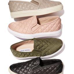 Steve Madden Women's Ecentric-q Platform Sneakers   Macys (US)