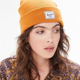 Herschel Supply Co. Elmer Beanie - Brown at Urban Outfitters | Urban Outfitters (US and RoW)