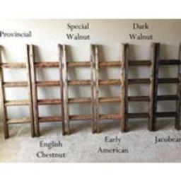 Farmhouse Ladder, Blanket Ladder, Quilt Ladder, Bedroom Blanket organizer, Rustic Decor, Farmhouse, Organizer 5ft   Etsy (US)