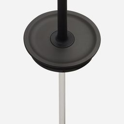 HYDRO FLASK 22OZ BLACK TUMBLER STRAW   Tillys