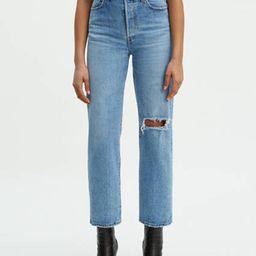 Levi's Ribcage Straight Ankle Jeans - Women's 24x27 | LEVI'S (US)