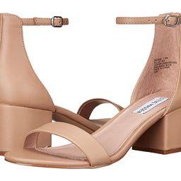 Steve Madden Irenee Sandal (Blush) Women's 1-2 inch heel Shoes | Zappos