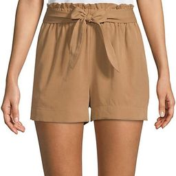 Paperbag Shorts   Saks Fifth Avenue OFF 5TH