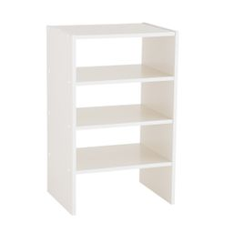 4-Shelf Shoe Stacker   The Container Store