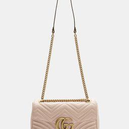 GG Marmont Matelassé Shoulder Bag   LN-CC US