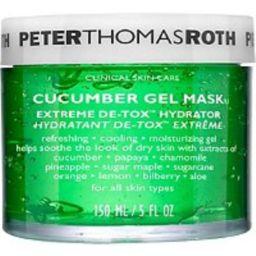 Peter Thomas Roth Cucumber Gel Mask   Ulta