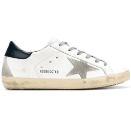 Golden Goose Deluxe Brand Superstar sneakers - White | FarFetch Global