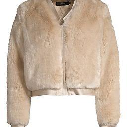 Ashbey Faux Fur Jacket   Saks Fifth Avenue