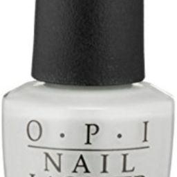 OPI Nail Lacquer, Alpine Snow, 0.5 fl. oz. | Amazon (US)