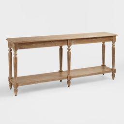Everett Foyer Table - Wood by World Market | World Market