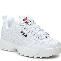 Fila Disruptor II Premium Sneaker - Men's - White   DSW