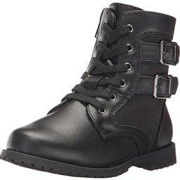 Rachel Shoes Kids' Lil Arlington Combat Boot   Amazon (US)