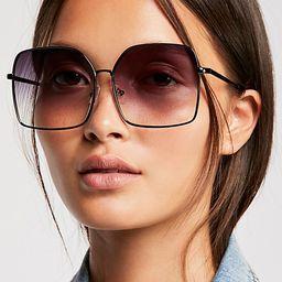Head Over Heels Sunglasses by Free People   Free People (US)
