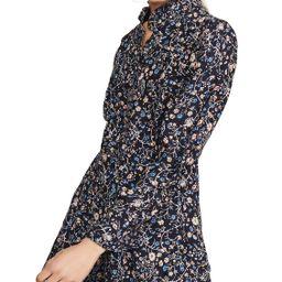 Rebecca Taylor Long Sleeve Vivianna Dress   Shopbop