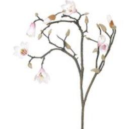 Faux Magnolia Branch - Blossom Pink | OKA Direct (UK)