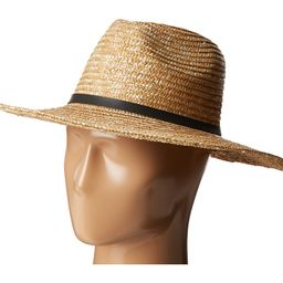 Hat Attack - City Braid Continental (Natural/Grey) Caps | 6pm