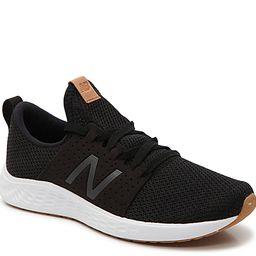 New Balance Fresh Foam Sport Lightweight Running Shoe - Women's - Black   DSW