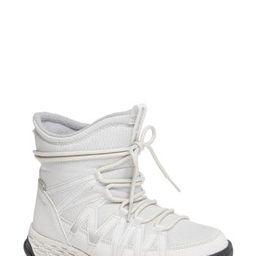Women's New Balance Q416 Weatherproof Snow Boot, Size 5 B - White   Nordstrom